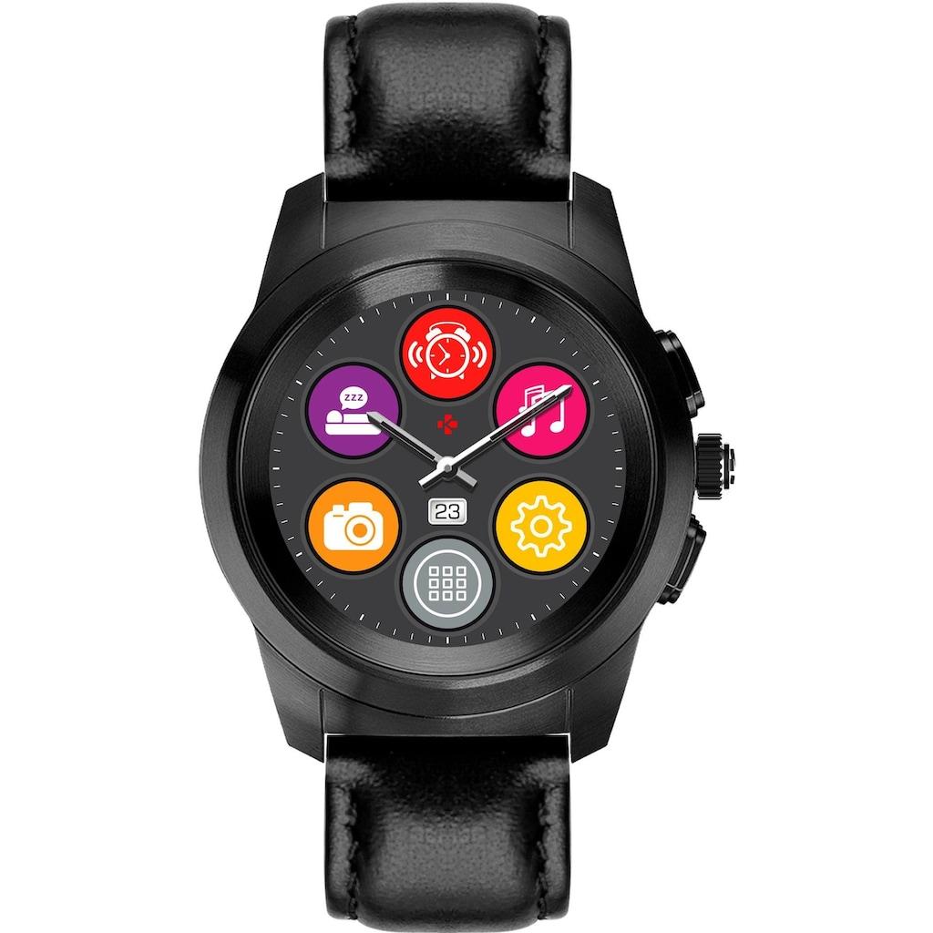 "MYKRONOZ Smartwatch »ZeTime Petite Premium« (2,67 cm/1,05 """
