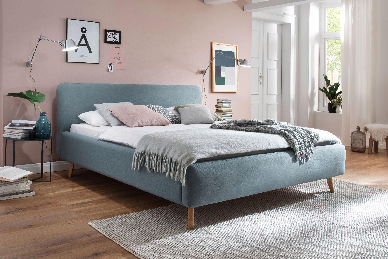 Landhausstil schlafzimmer blau  blau-holz Polsterbetten online kaufen   Möbel-Suchmaschine ...