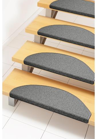Stufenmatte, »Rambo«, Andiamo, halbrund, Höhe 4 mm, maschinell getuftet kaufen
