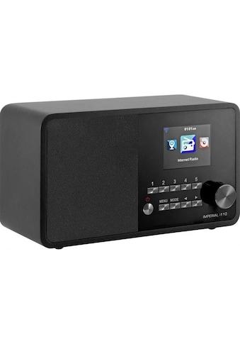 IMPERIAL by TELESTAR Internet-Radio »i110«, (WLAN-CD Internetradio), TFT... kaufen