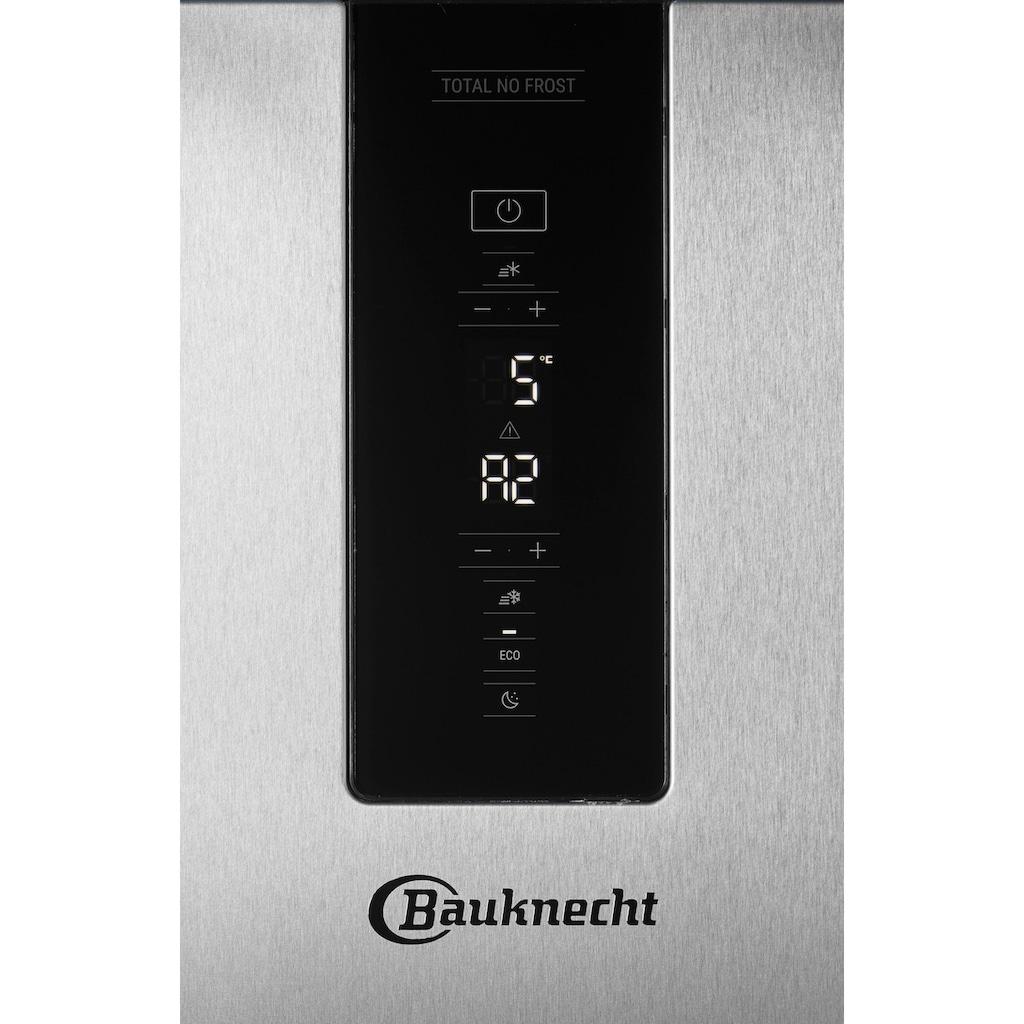 BAUKNECHT Kühl-/Gefrierkombination »KGN ECO 189 A3+«, KGN ECO 189 A3+ IN, 189 cm hoch, 59,6 cm breit