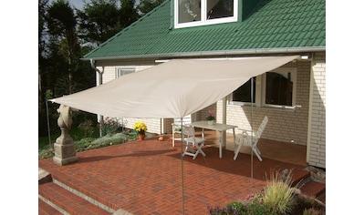 EXPLORER Sonnensegel »Sonnensegel mit UV - Schutz« kaufen
