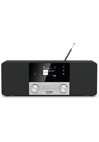 TechniSat Digitalradio (DAB+) »DIGITRADIO 4 C«, (A2DP Bluetooth-Bluetooth-AVRCP... kaufen