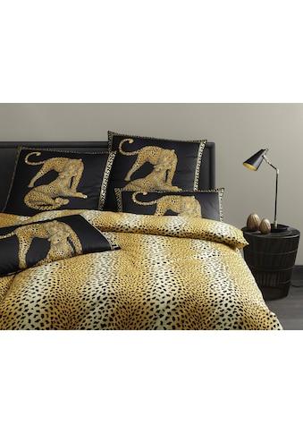 Bettwäsche »Gepard Pair«, Elegante kaufen