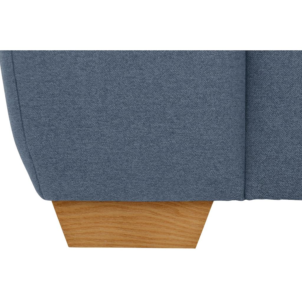 Home affaire Sessel »Lotus Home Luxus«, wahlweise mit Kopfteilverstellung und Aqua Clean-Bezug für leichte Reinigung mit Wasser, bis zu 140 kg belastbar
