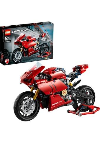 "LEGO® Konstruktionsspielsteine ""Ducati Panigale V4 R (42107), LEGO® Technic"", (646 - tlg.) kaufen"