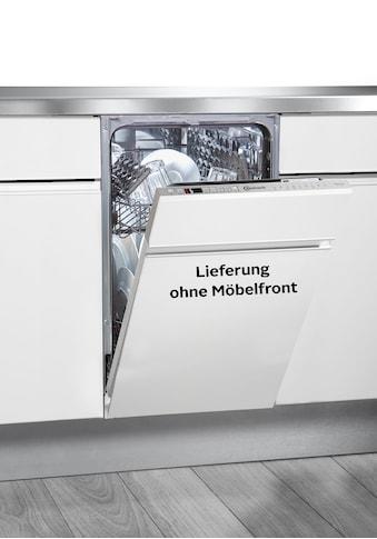 BAUKNECHT vollintegrierbarer Geschirrspüler »BSIO 3T223 PE X«, BSIO 3T223 PE X (2), 10... kaufen