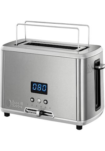 RUSSELL HOBBS Toaster »Compact Home Mini 24200-56«, 1 langer Schlitz, 820 W kaufen
