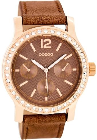 OOZOO Quarzuhr »C7933« kaufen