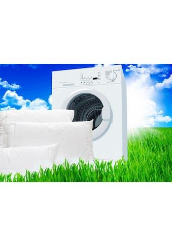 Centa-Star Microfaserkissen »Vital Plus Waschmich«, (1 St.) kaufen