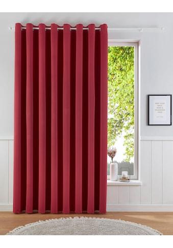 my home Verdunkelungsvorhang »Solana«, Vorhang, Fertiggardine, Gardine, Breite 280 cm,... kaufen