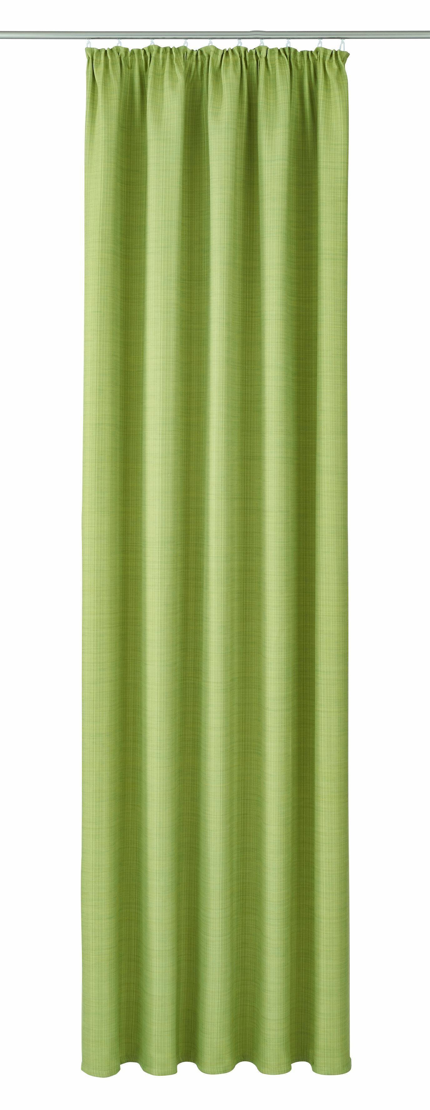 Vorhang, »Pina«, VHG, Kräuselband 1 Stück | Heimtextilien > Gardinen und Vorhänge > Vorhänge | Grün | VHG