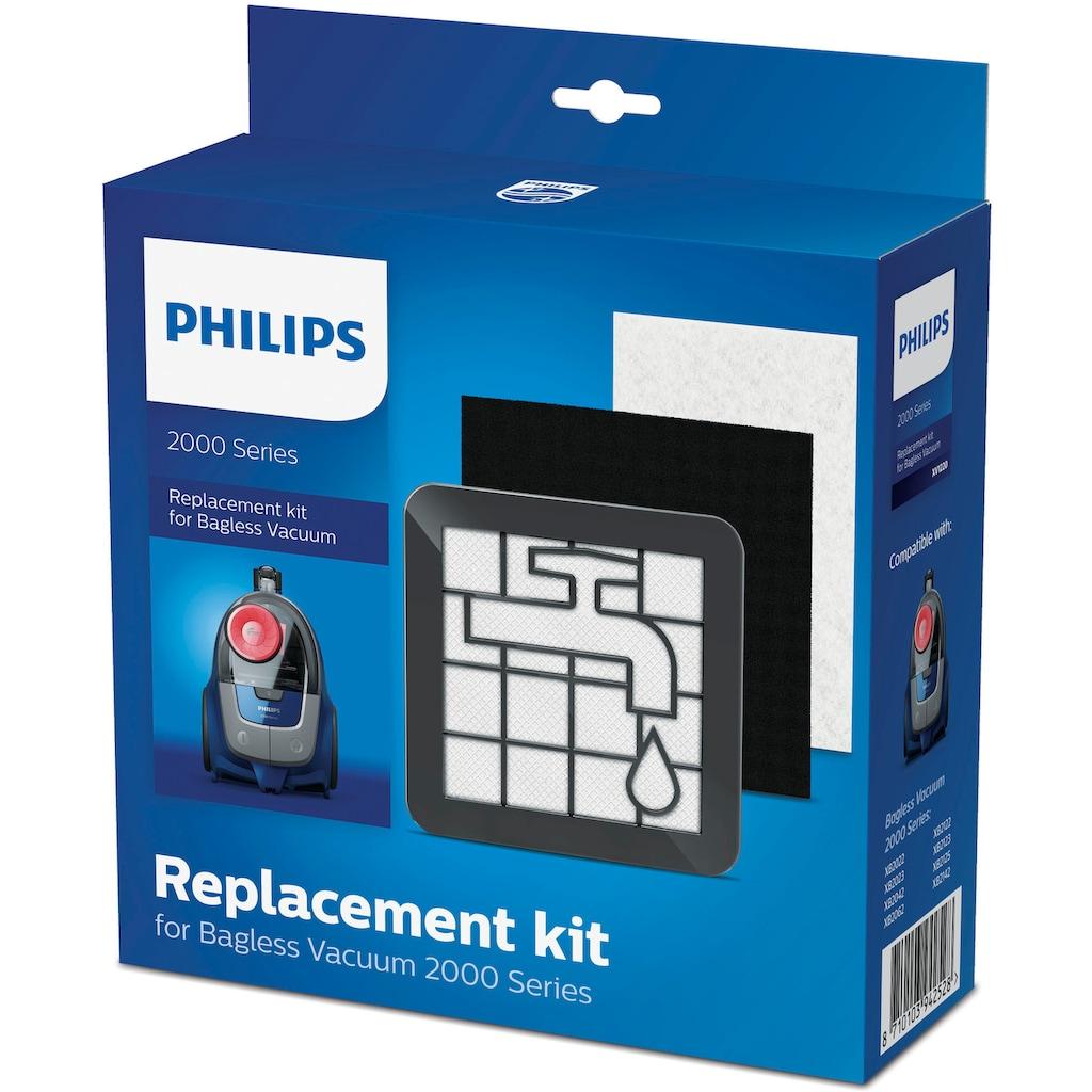 Philips Filter-Set »XV1220/01«, für beutellose Staubsauger der 2000er Serie