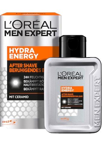 L'ORÉAL PARIS MEN EXPERT After-Shave Balsam »Hydra Energy«, 24H Feuchtigkeit spendend,... kaufen