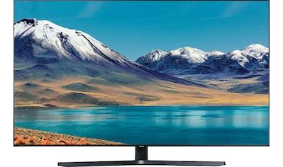 Samsung GU43TU8509 LED - Fernseher (108 cm / (43 Zoll), 4K Ultra HD, Smart - TV kaufen