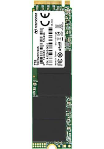 Transcend interne SSD »MTE220S PCIe SSD 2TB« kaufen