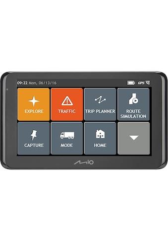 """Mio »LKW Navigation, 15,75 cm (6,2"""") Bildschirm« Navigationsgerät kaufen"""