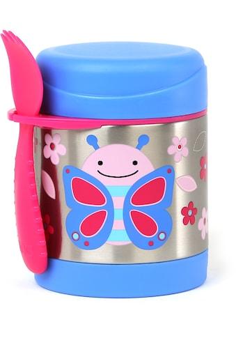 """Skip Hop Thermobehälter """"Zoo Edelstahl Warmhaltebehälter Schmetterling"""" (2 - tlg.) kaufen"""
