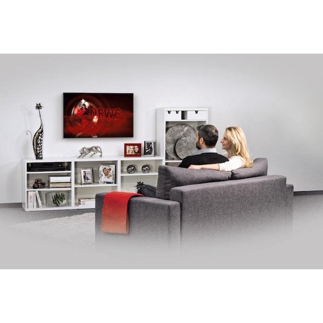 """Hama TV-Wandhalterung FIX, 3 Sterne, 191 cm (75""""), Schwarz"""