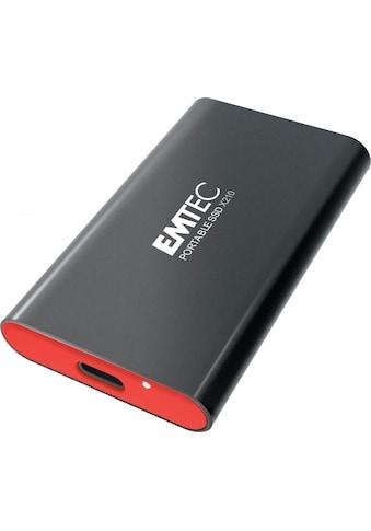 EMTEC externe SSD »X210 Elite Portable SSD 256GB« kaufen