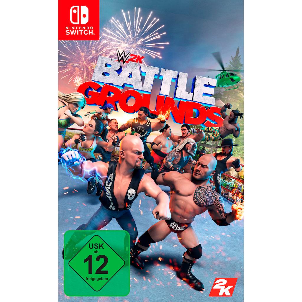 2K Spiel »WWE 2K Battlegrounds«, Nintendo Switch