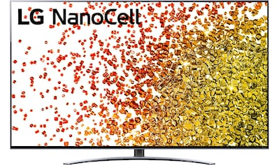 "LG LCD-LED Fernseher »65NANO889PB«, 164 cm/65 "", 4K Ultra HD, Smart-TV, NanoCell kaufen"