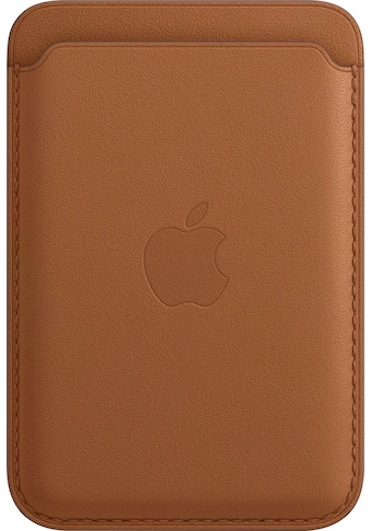 Apple Smartphone-Hülle »iPhone Leather Wallet with MagSafe«, iPhone 12 Mini-iPhone 12... kaufen