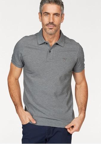 Gant Poloshirt, perfekter Basic für jeden Anlass kaufen