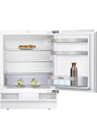 SIEMENS Einbaukühlschrank »KU15RAFF0«, iQ500 kaufen