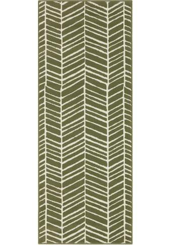 andas Läufer »Luke«, rechteckig, 8 mm Höhe, Kurzflor kaufen
