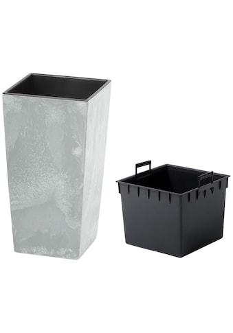 Prosperplast Pflanzkübel »Urbi Square Beton«, BxTxH: 22x22x42 cm kaufen