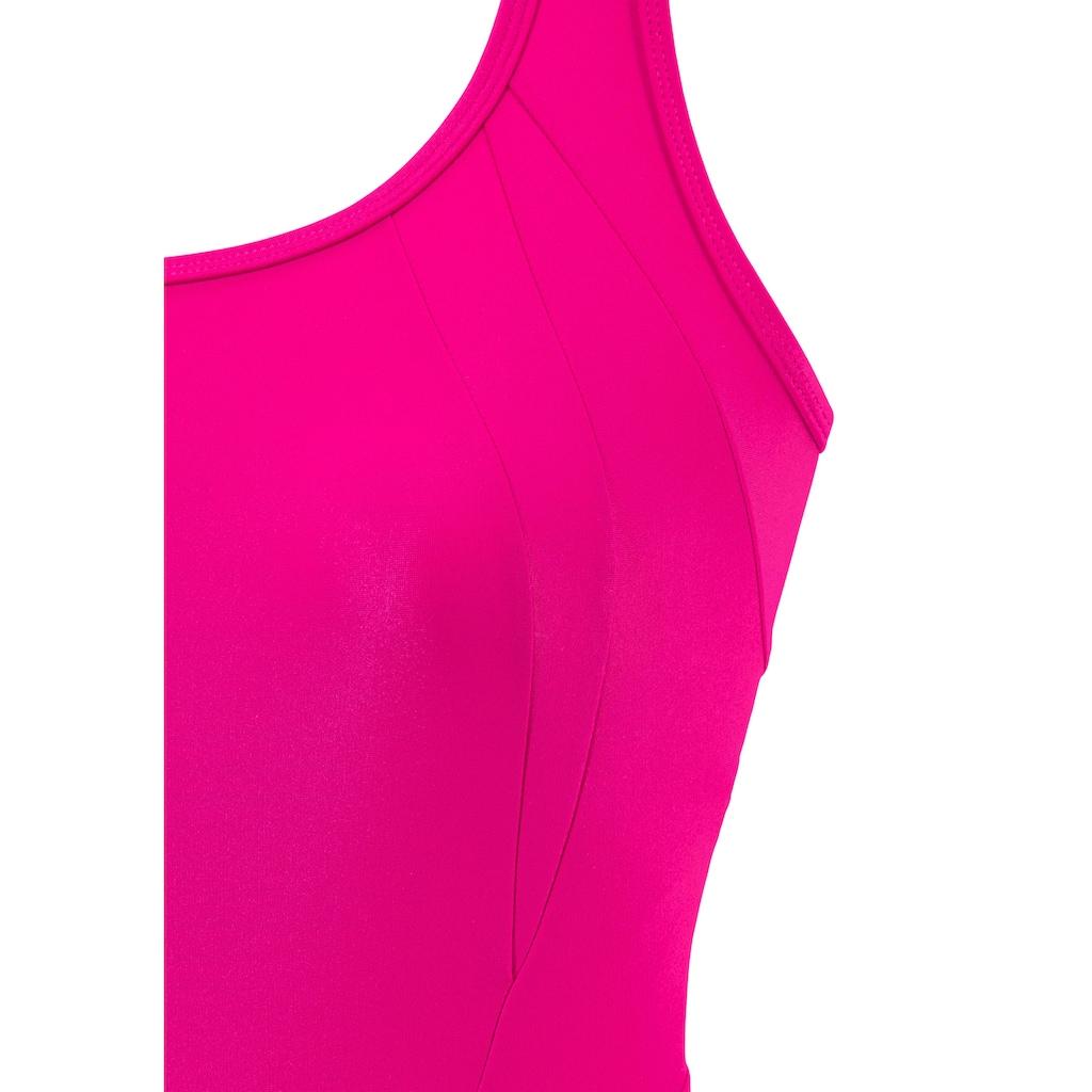 KangaROOS Badeanzug, im sportlichen Look