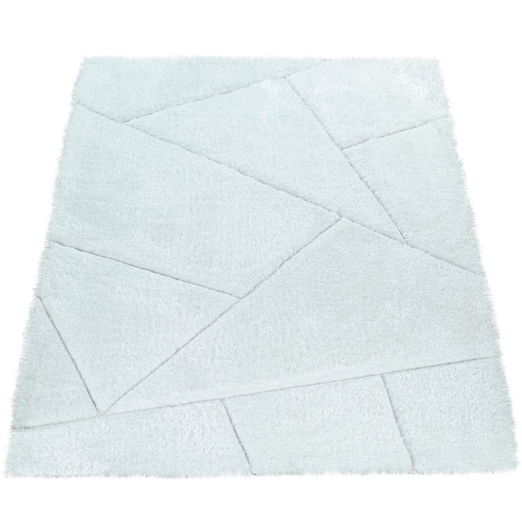 Hochflor-Teppich, »Palma 334«, Paco Home, rechteckig, Höhe 45 mm, maschinell gewebt