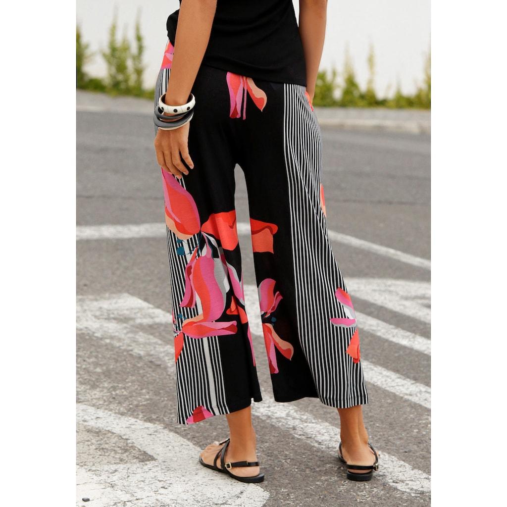 LASCANA Culotte, mit Streifendesign