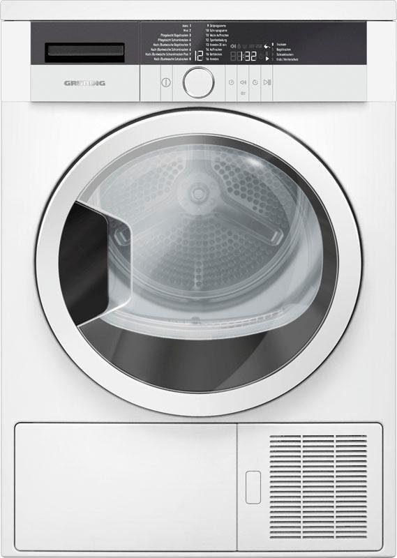 Grundig Wärmepumpentrockner Edition 70 Trockner 2 , 70 Monate Herstellergarantie