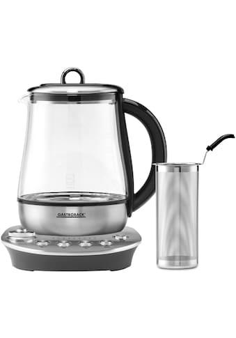 Gastroback Wasserkocher »42434 Design Tea Aroma Plus«, 1,5 l, 1400 W kaufen
