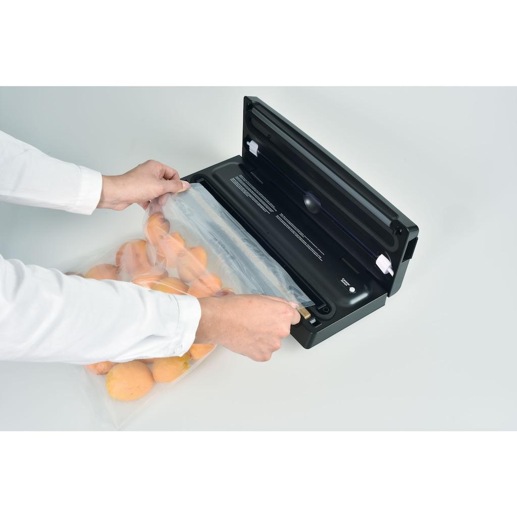 SOLIS OF SWITZERLAND Vakuumierer »VAC Premium 922.21«, mit Beuteln+Folien