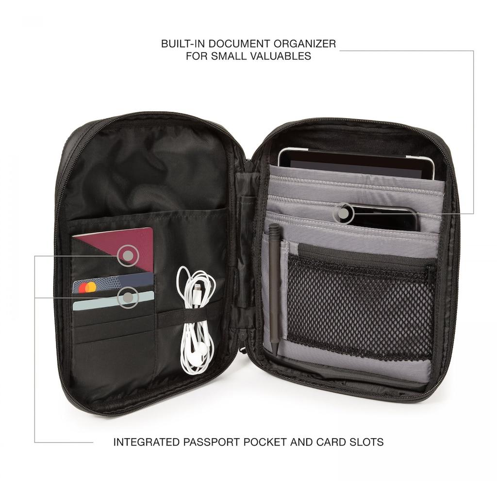 Eastpak Schreibgeräteetui »TADON, Cnnct Coat«, enthält recyceltes Material (Global Recycled Standard)