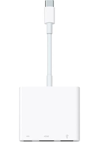 Apple Adapter »USB‑C Digital AV Multiport Adapter« kaufen