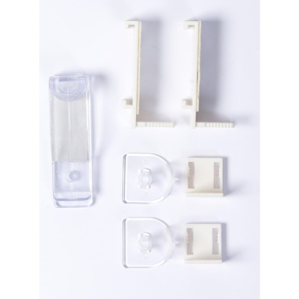 K-HOME Doppelrollo »MASSA«, Lichtschutz, ohne Bohren, im Festmaß