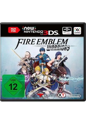 Fire Emblem Warriors Nintendo 3DS kaufen