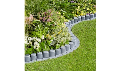 Set: Rasenkante »Flexible Lawn Edging«, LxH: 440x6/18 cm, verschiedene Farben kaufen