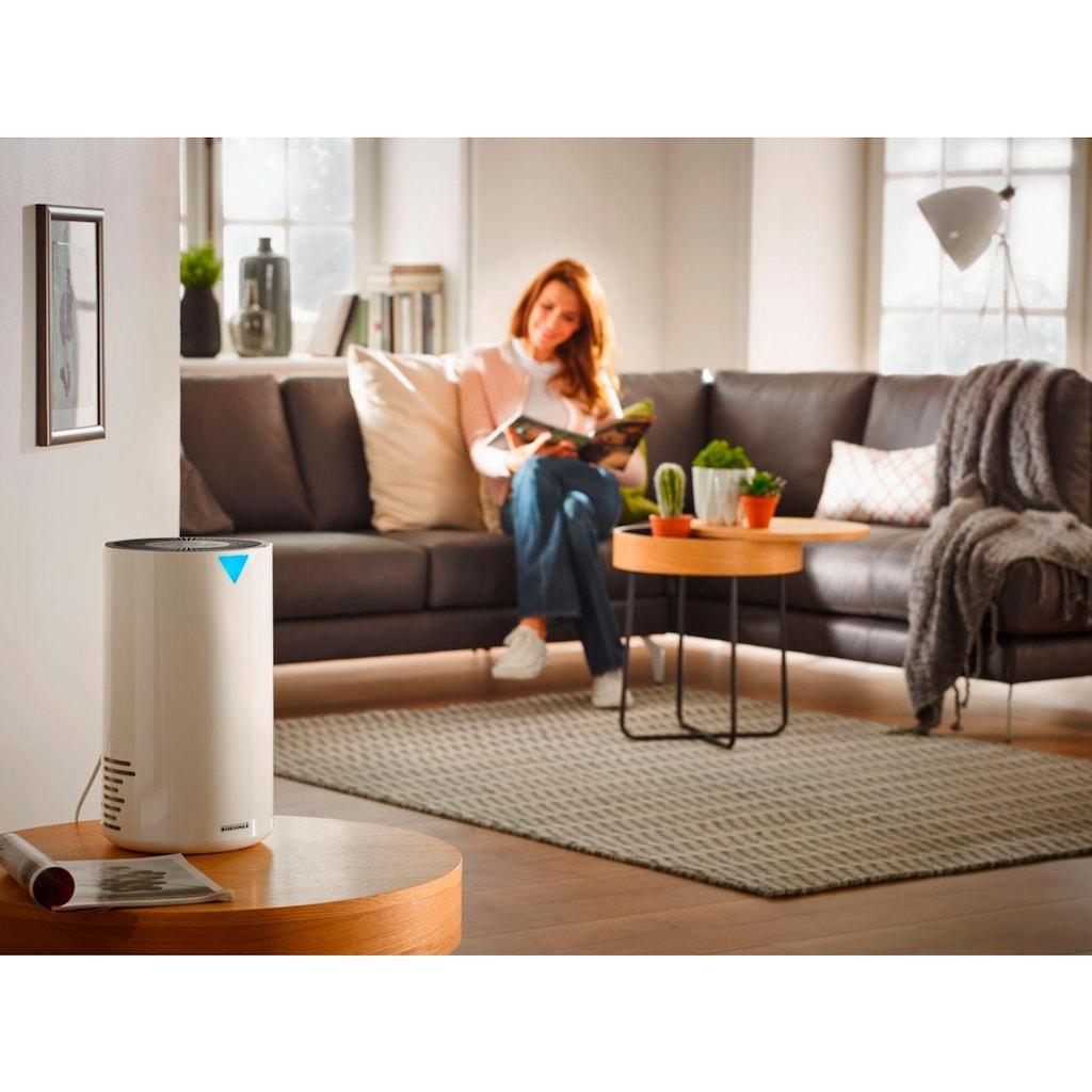 Soehnle Luftreiniger »Airfresh Clean 300«, für 30 m² Räume, Luftreinigung mit dreischichtigem Filtersystem