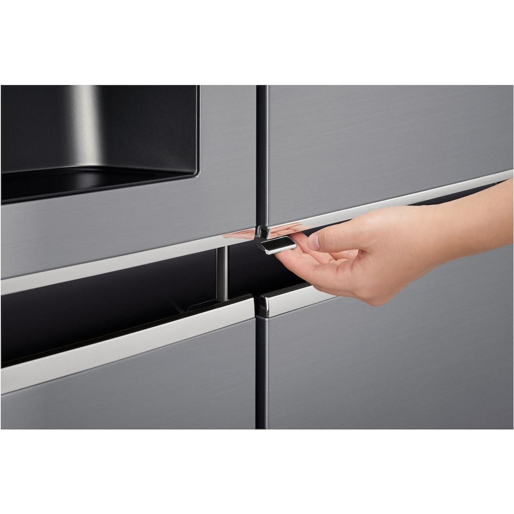 LG Side-by-Side, Door-in-Door™