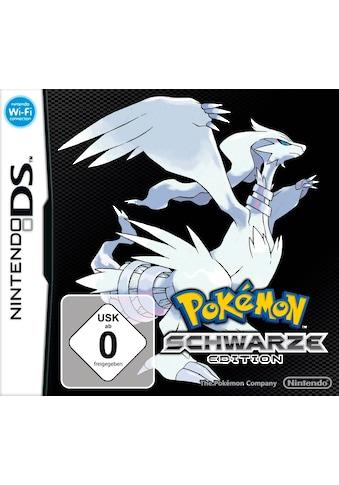 Pokémon: Schwarze Edition 1 Nintendo DS kaufen