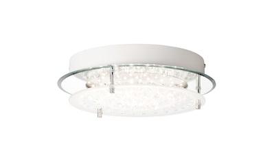 BreLight Jolene LED Wand -  und Deckenleuchte 28cm chrom/transparent kaufen