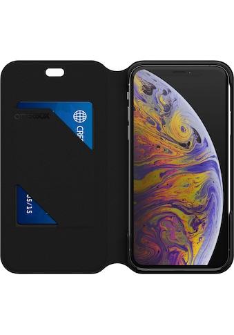 Otterbox Smartphone-Hülle »Strada Via Apple iPhone X/Xs«, iPhone X/XS, 14,73 cm (5,8... kaufen