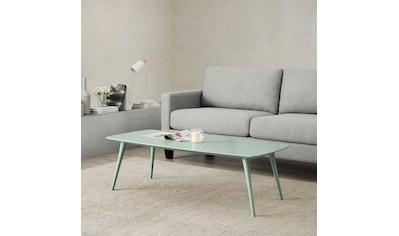 andas Couchtisch »Lisen«, Design by Morten Georgsen, Rechteckig, in 2 modernen Farben kaufen