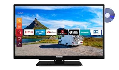 """Telefunken LED-Fernseher »XF22G501VD«, 55 cm/22 """", Full HD, Smart-TV kaufen"""