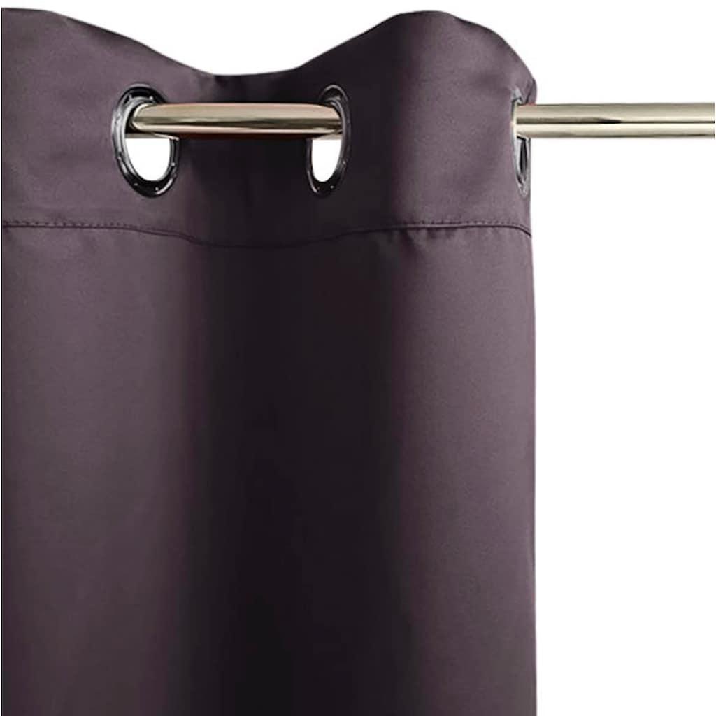 OTTO products Verdunkelungsvorhang »Jenna«, Nachhaltig